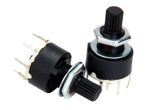 2P4T ROTARY SWITCH