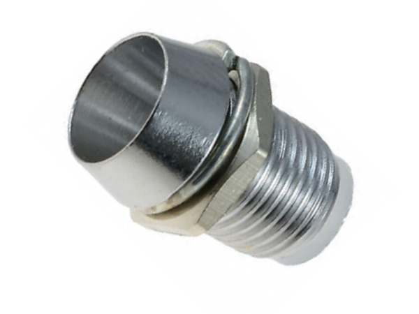 5mm RECESSED METAL LED HOLDER