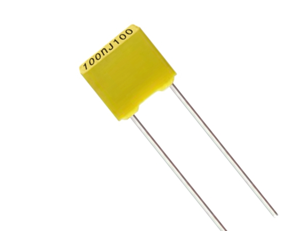 MINI BOX POLY FILM CAPACITOR - 1uf