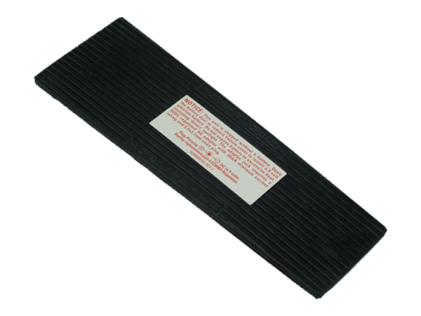 DUNLOP WAH RUBBER TREAD
