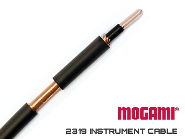 MOGAMI 2319 INSTRUMENT CABLE - OD 5MM