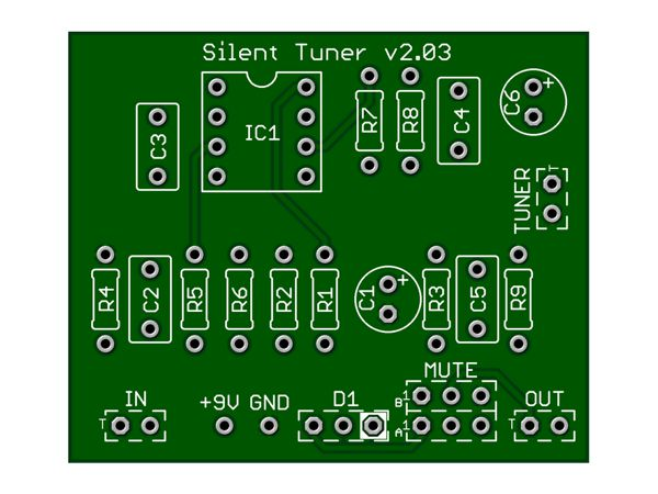 SILENT TUNING BUFFER BOARD