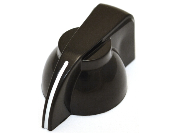 CHICKEN HEAD KNOB - BLACK